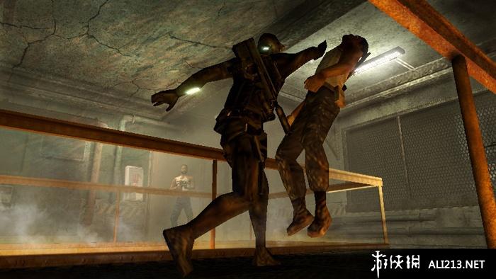 汤姆 克兰西分裂细胞 精华 PSP截图图片 游侠图库