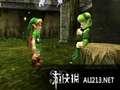 《塞尔达传说 时之笛3D》3DS截图-16