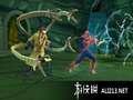 《蜘蛛侠 敌友难辨》PSP截图-1