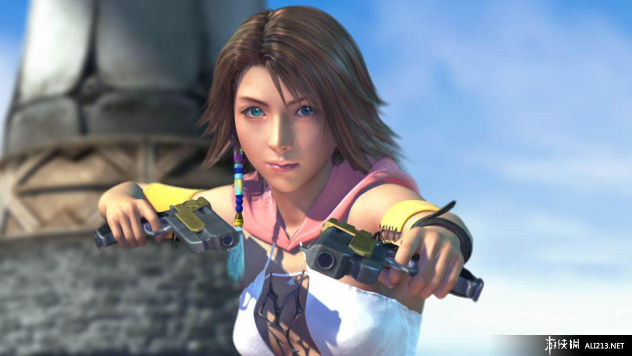 最终幻想10 高清版 PSV截图图片 13 游侠图库