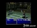 《最终幻想7 国际版(PS1)》PSP截图-15