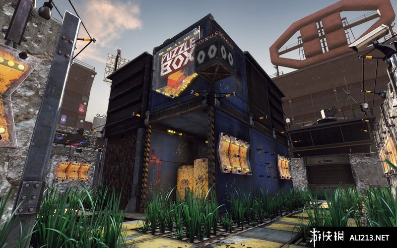 《使命召唤11 高级战争》PS3截图