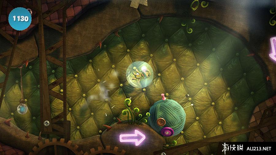 小小大星球PSVITA游戏图片欣赏