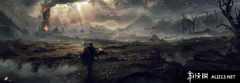 《中土世界 暗影魔多》XBOX360截图