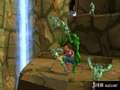 《蜘蛛侠 敌友难辨》PSP截图-4