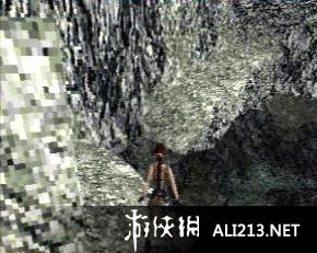 《古墓丽影 2(PS1)》PSP截图
