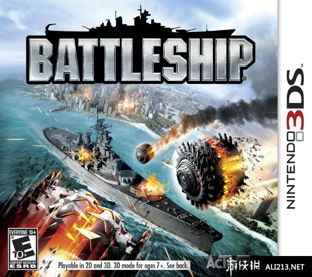 超级战舰游戏图片欣赏