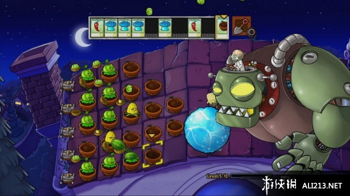 《植物大战僵尸》PS3截图
