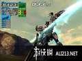 《装甲核心 方程式前线》PSP截图-43