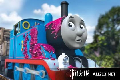 托马斯和朋友们 铁路英雄 wii截图图片