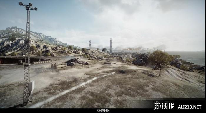 《战地3》XBOX360截图(1)