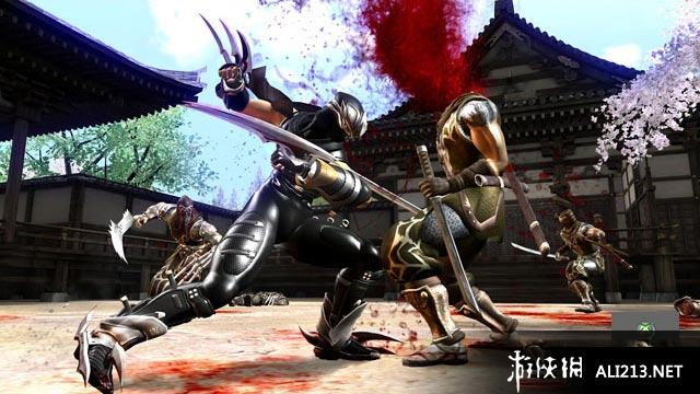 忍者龙剑传2游戏图片欣赏
