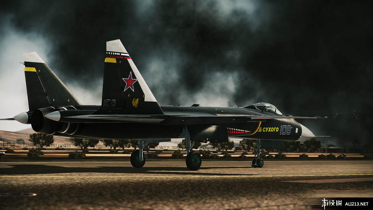 《皇牌空战 突击地平线》XBOX360截图