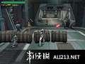 《星球大战 克隆战争 共和国英雄》NDS截图-8