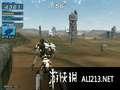 《装甲核心 方程式前线》PSP截图-41