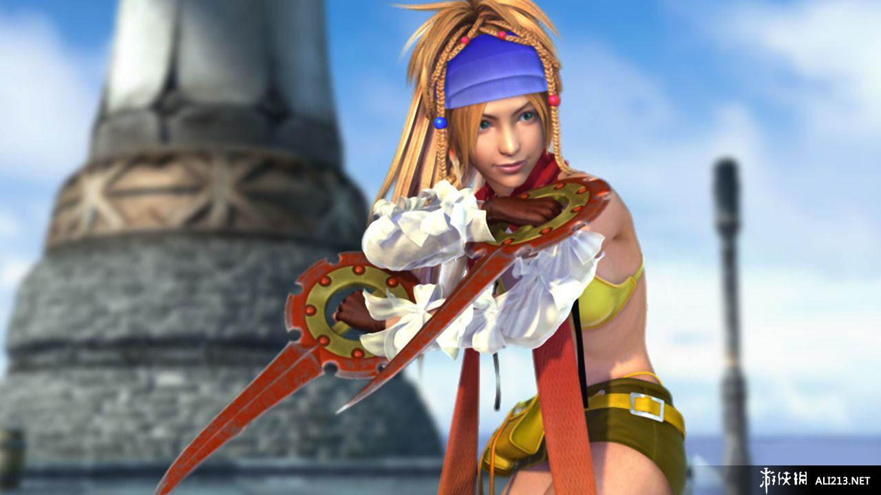 最终幻想10 高清版 PSV截图图片 15 游侠图库