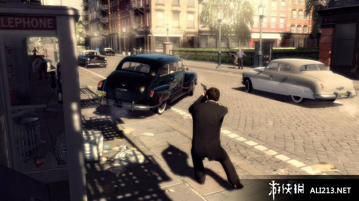 《黑手党2》PS3截图