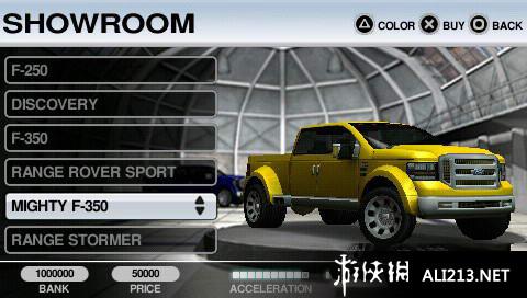 福特越野赛车 ford racing