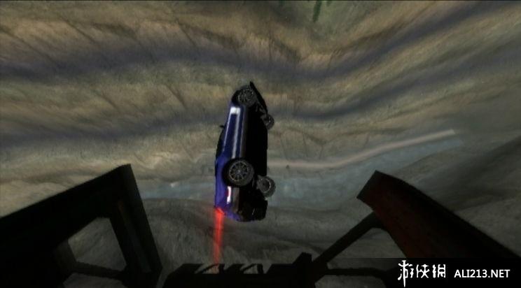 《极品飞车16 亡命天涯》WII截图