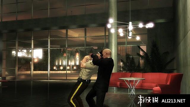 《杀手4 血钱》XBOX360截图