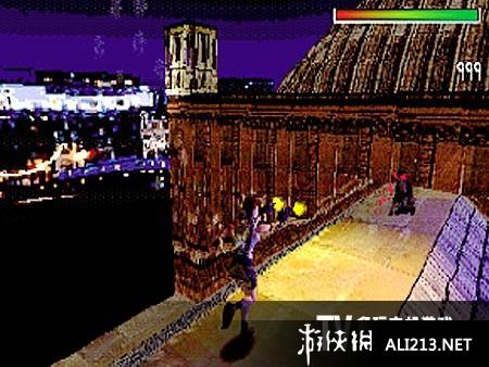 《古墓丽影3(PS1)》PSP截图