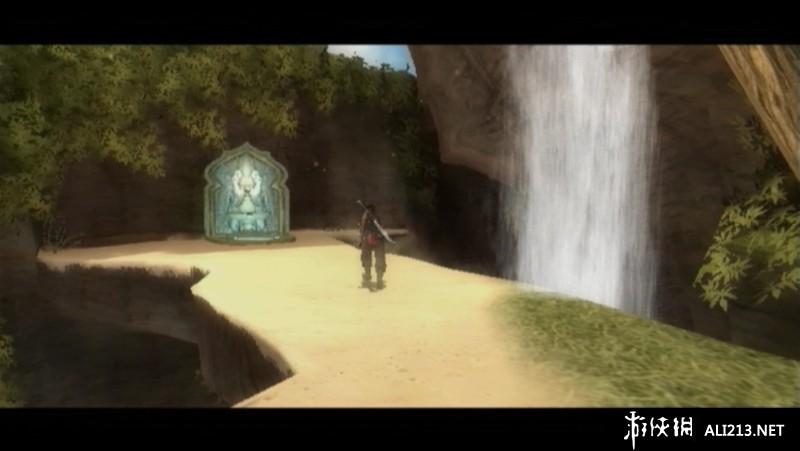 《波斯王子 遗忘之砂》WII截图