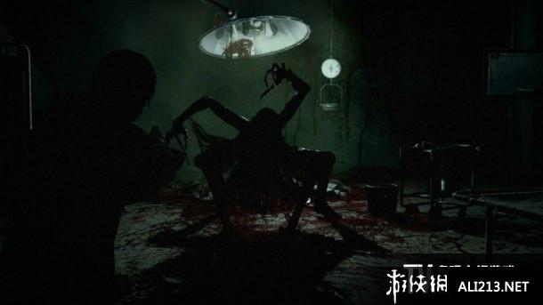 《恶灵附身》XBOXONE截图