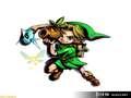 《塞尔达传说 梅祖拉的假面3D》3DS截图-1