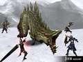《怪物猎人 边境G》PS3截图-30