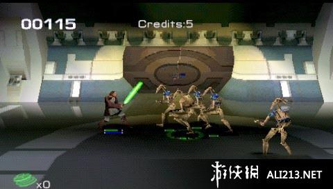 星球大战绝地原力(PS1)游戏图片欣赏