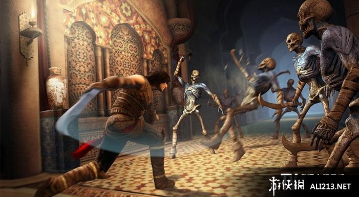 《波斯王子 遗忘之砂》PS3截图-1