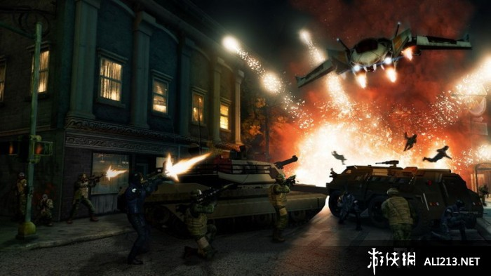 《黑道圣徒3 完整版》XBOX360截图