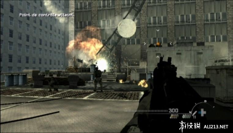 《使命召唤8 现代战争3》WII截图(1)