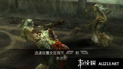 战神斯巴达之魂游戏图片欣赏