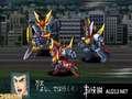 《第二次超级机器人大战Z 再世篇》PSP截图-106