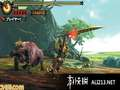 《怪物猎人4》3DS截图-21