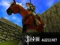 《塞尔达传说 时之笛3D》3DS截图-18