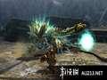 《怪物猎人4》3DS截图-5