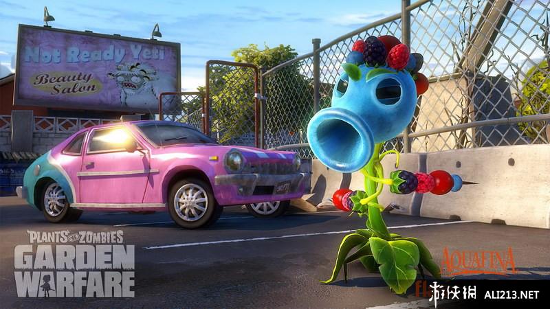 《植物大战僵尸 花园战争》XBOXONE截图