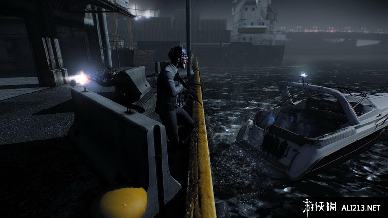 《收获日2》PS3截图