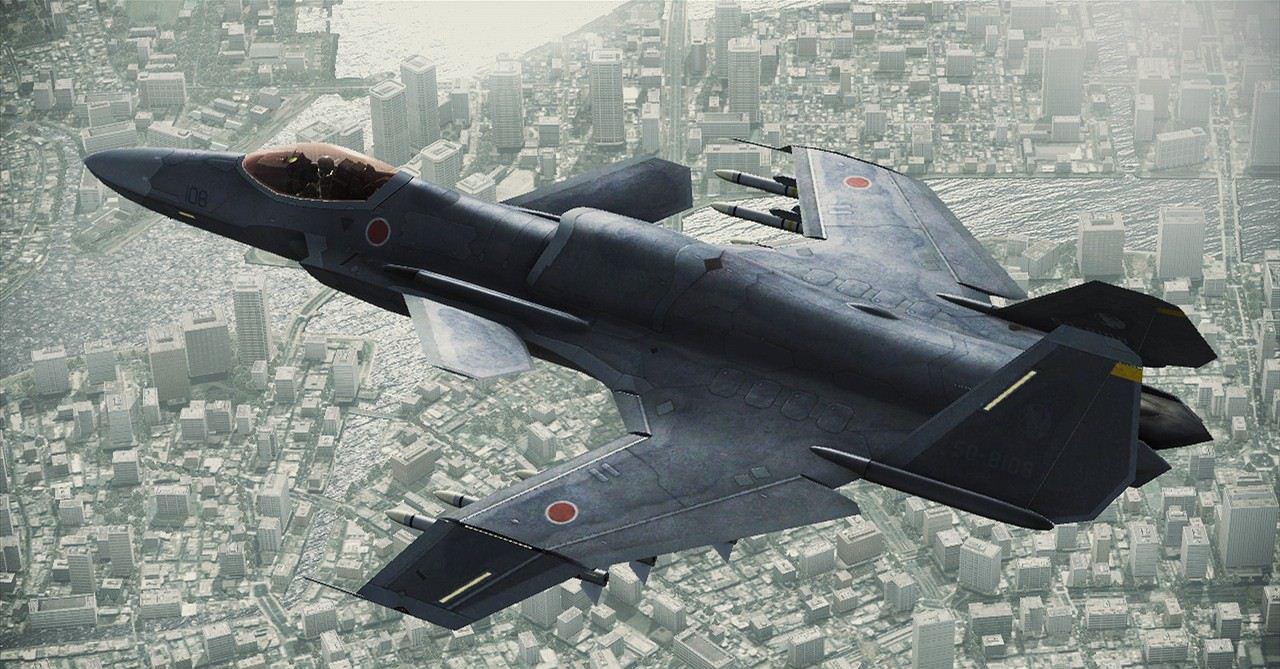 《皇牌空战7:突击地平线》最新dlc预告片欣赏