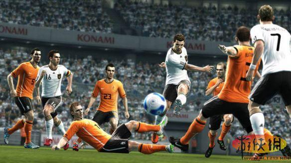 《实况足球2012》新图(1)