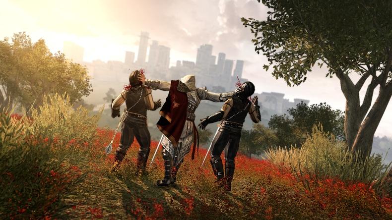 《刺客信条2》游戏截图5