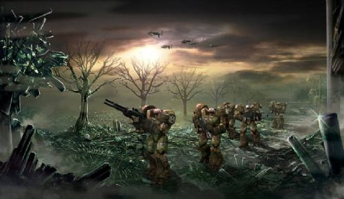 《命令与征服3》精美游戏截图