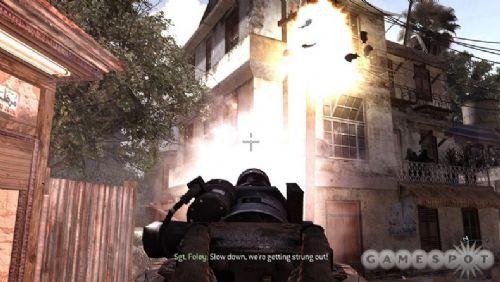 《使命召唤6现代战争2》精美游戏截图(第一辑)-16