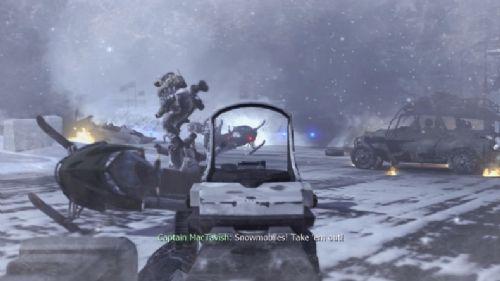 《使命召唤6现代战争2》精美游戏截图(第一辑)-52