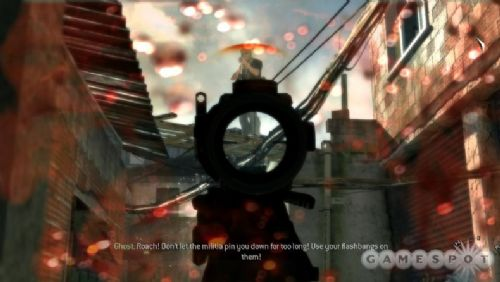 《使命召唤6现代战争2》精美游戏截图(第一辑)-22