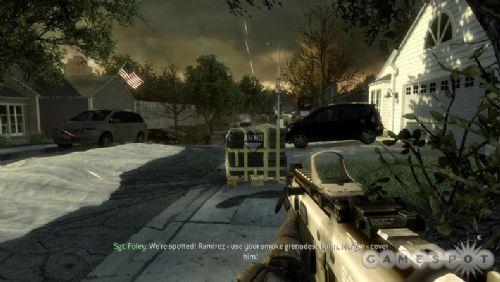 《使命召唤6现代战争2》精美游戏截图(第一辑)-24
