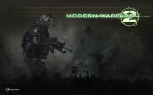 《使命召唤6现代战争2》高清壁纸-9