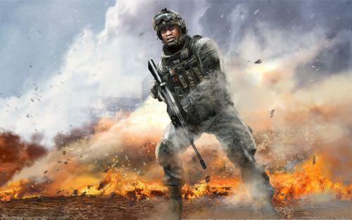 《使命召唤6现代战争2》高清壁纸-11